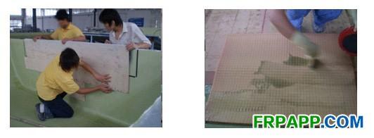 玻璃钢rtm成型工艺模具制作过程