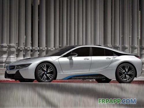 全碳纤维车身结构 宝马i9预计2016年发布