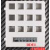 12表位单相计量箱(12表位配电箱DJ-DQ-JX12B)