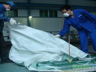 真空成型工艺湿法-干法操作步骤