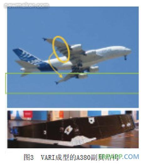 面向航空结构的高性能vari复合材料技术