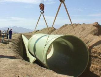 玻璃钢管道施工安装方案