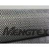 浙江蒙泰供应碳芳混编蓝色回字型,菱形 芳碳混编布,蓝色芳纶