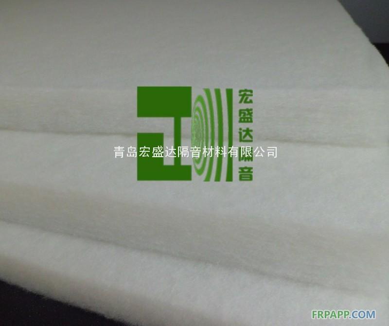 聚酯纤维隔音棉 环保阻燃 室内隔音专用材料