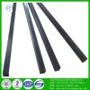 供应碳纤棒实心杆 碳素纤维扁条加工规格定制玻碳素纤维杆