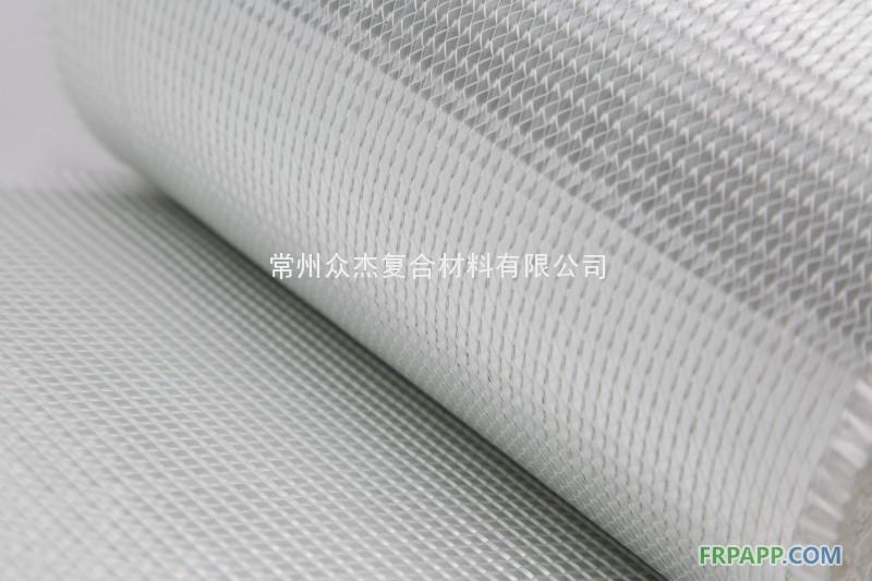 玻璃纤维缝编织物--双轴向0/90