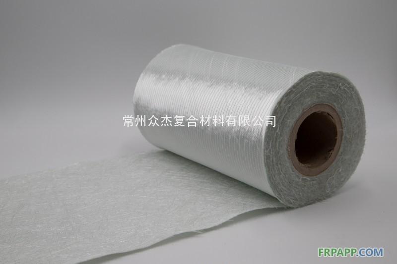 玻璃纤维缝编织物--双轴向+45/-45