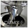 DEMIX立式捏合机,目前最高效的高粘度和浆系统