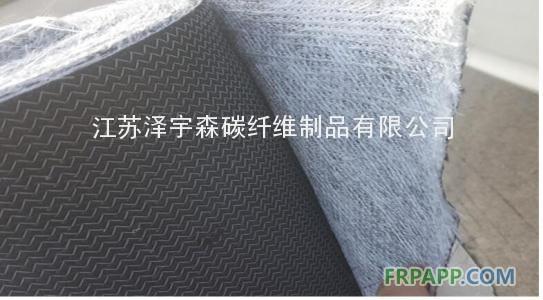 碳纤维缝边复合毡