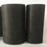 厂家直销无碱玻纤薄毡 30g黑色玻璃纤维毡 隔音隔热防火