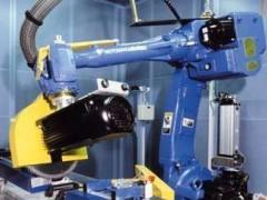 机器人激光切割应用 (16播放)