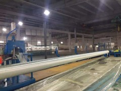 玻璃钢/复合材料灯杆生产线 (14播放)