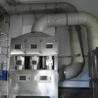 家具厂印刷厂工厂喷漆废气处理设备 VOCs废气处理过环评