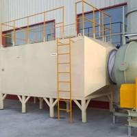 活性炭吸附箱吸附设备催化燃烧治理废气