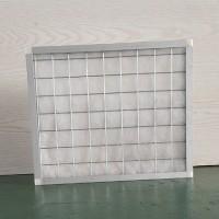 板式平板网初效过滤器