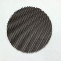 灯栅/黑色铝蜂窝芯/铝蜂窝芯/微孔铝蜂窝