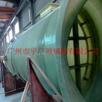 缠绕玻璃钢管道,FRP复合管
