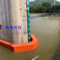 河北胜特科技-自浮式钢覆复合材料桥梁防撞设施