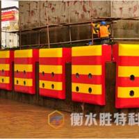 河北胜特科技-固定式复合材料防船撞设施-通航水域航道桥梁防护