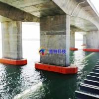 河北胜特科技-自浮式复合材料桥梁防撞设施-通航水域桥梁防护