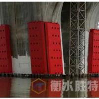 河北胜特科技-通航水域桥梁防护-固定钢覆复合材料桥梁防撞设施